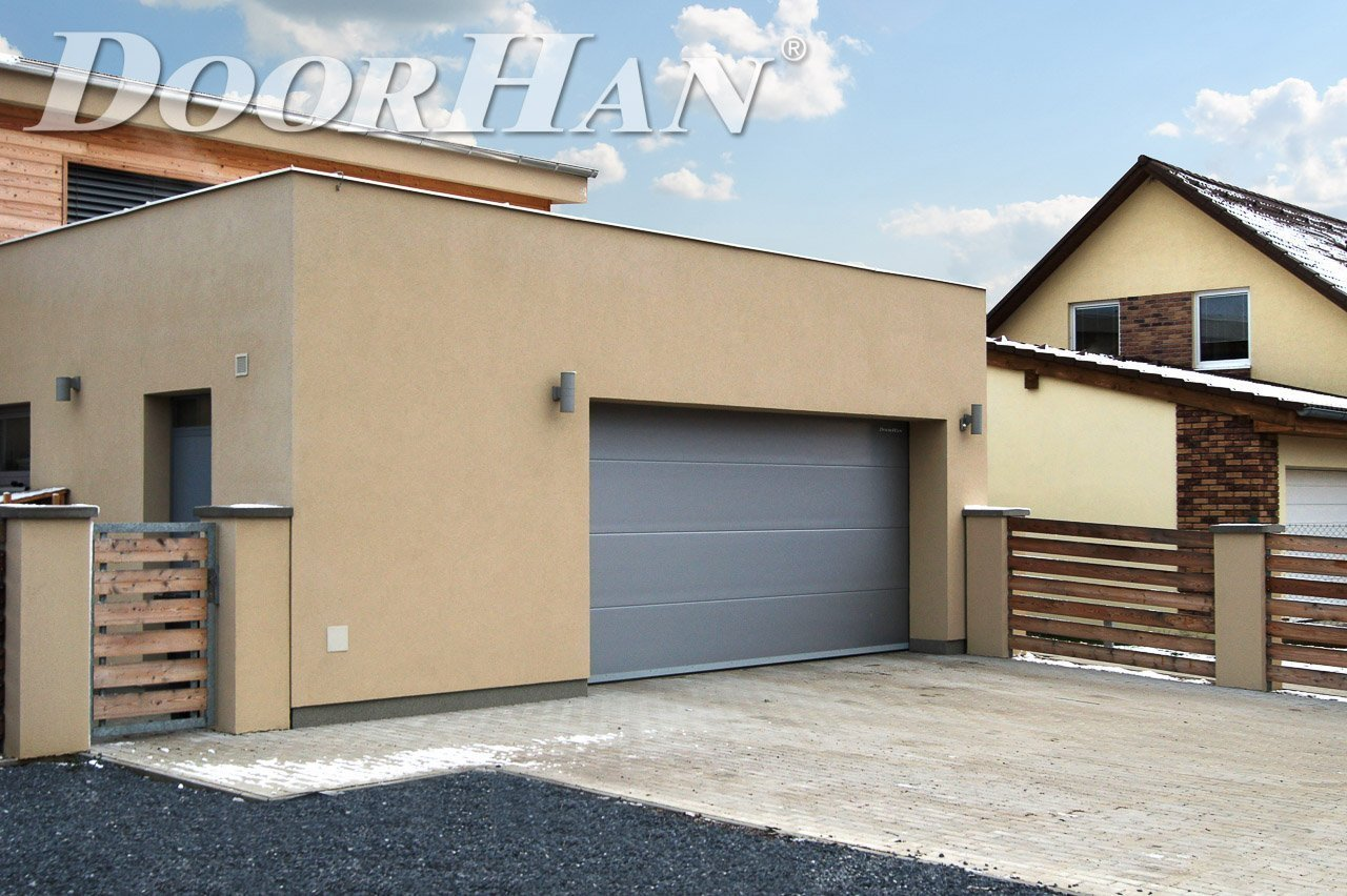 Garageportar - Real Estate Concept